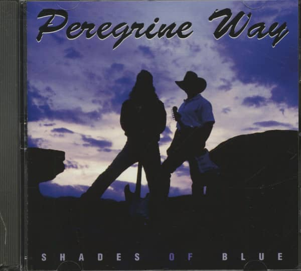 Shades Of Blue (CD)