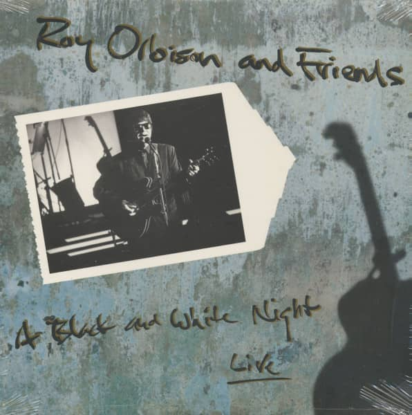 A Black And White Night - Live (LP)