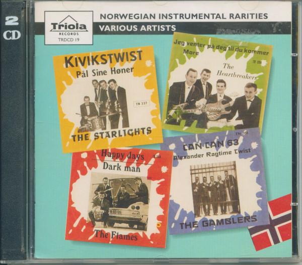 Norwegian Instrumental Rarities (2-CD)