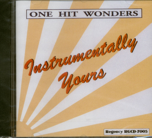 One Hit Wonders - Instrumentally Yours (CD)