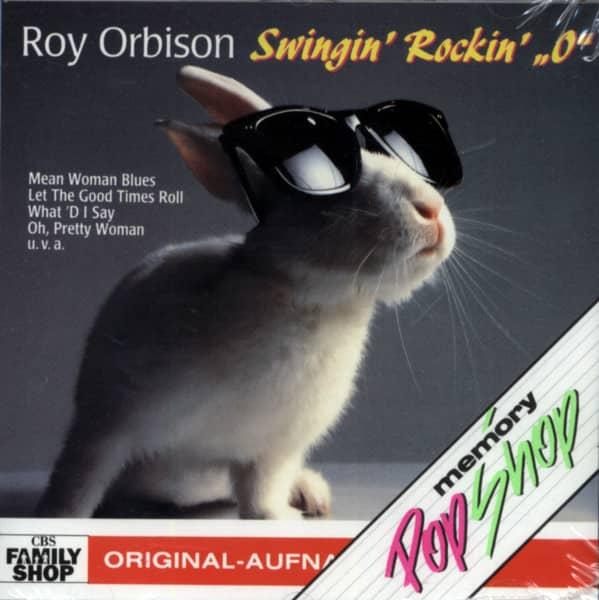 Swingin' Rockin' O - Memory Pop Shop