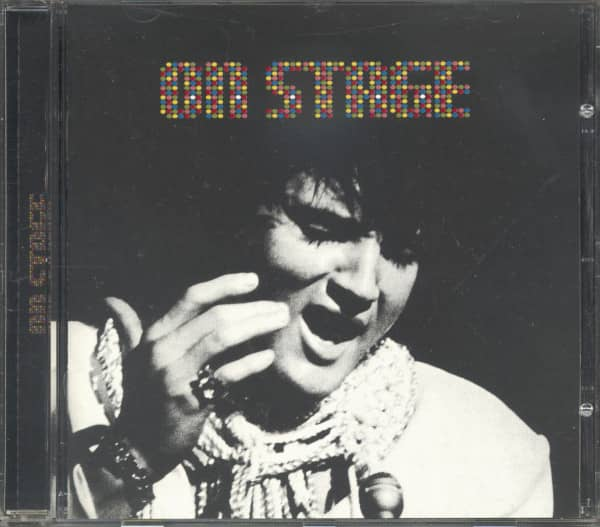 On Stage (CD, Europe)