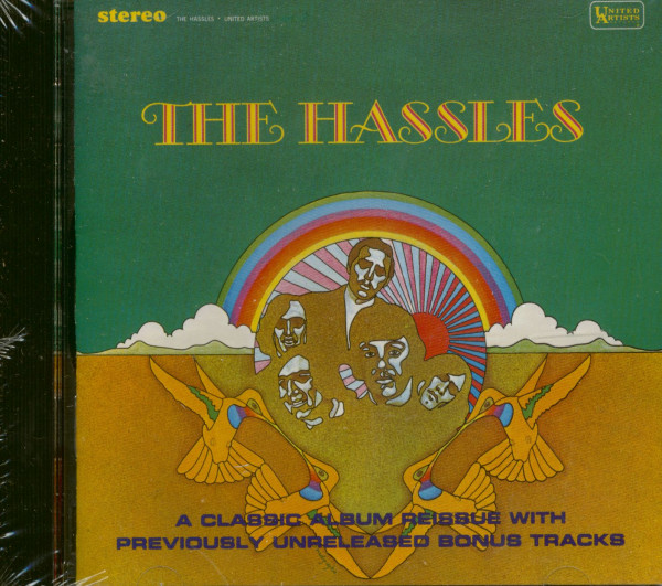 The Hassles (CD)