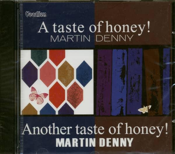 A Taste Of Honey & Another Taste Of Honey (CD)