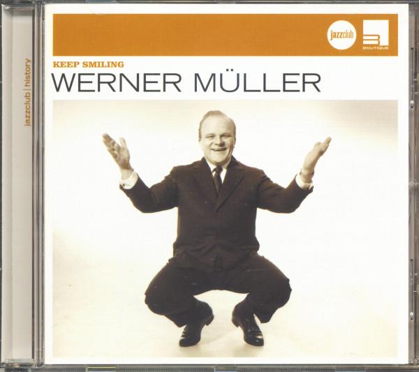 Keep Smiling - Jazzclub (CD)