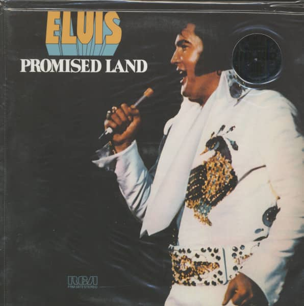 Promised Land (LP, 180g Vinyl, Ltd. Deluxe Edition)
