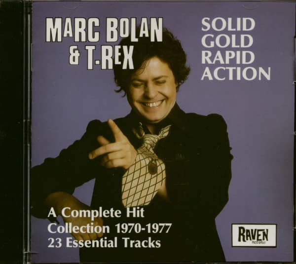 Solid Gold Rapid Action (CD)