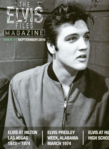 The Elvis Files Magazine #17-September 2016