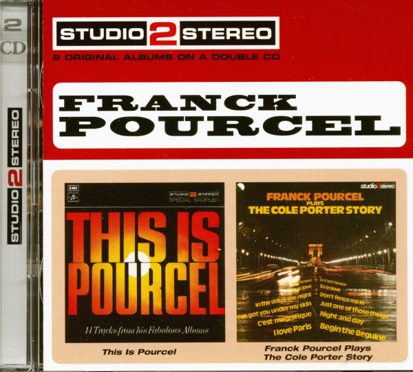 Cole Porter Story & This Is Pourcel (2-CD)