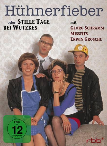Hühnerfieber oder Stille Tage bei Wutzkes (DVD)