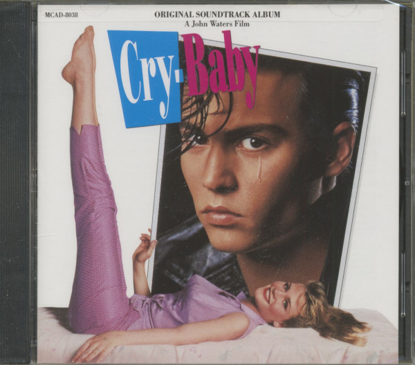 Cry Baby - Original Soundtrack (CD)