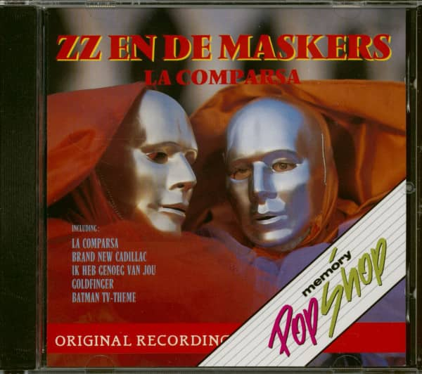 La Comparsa (CD)