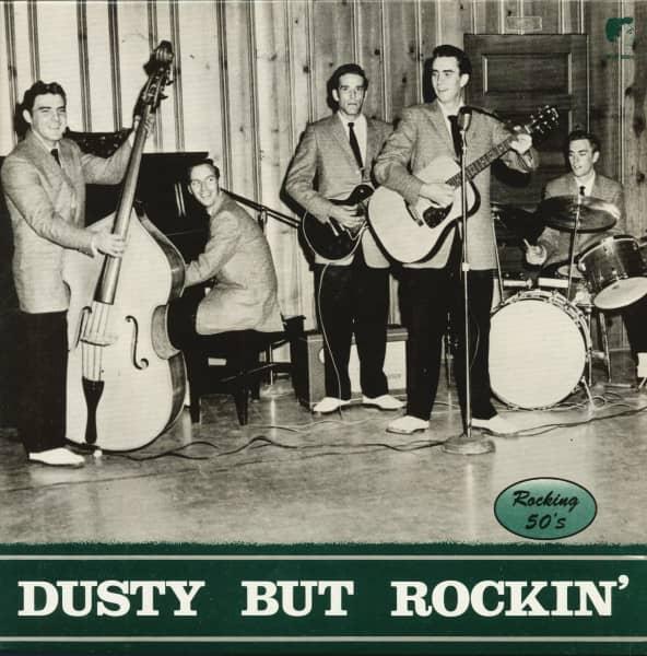 Dusty But Rockin' - Rocking 50s (LP)