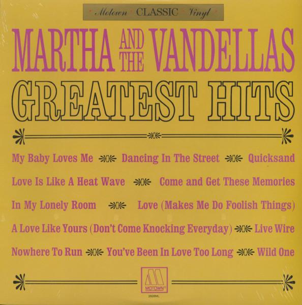 Greatest Hits - Motown Classic Vinyl (LP)
