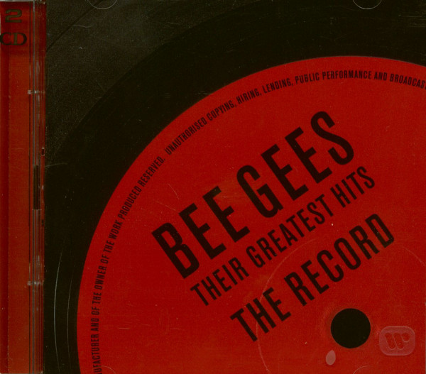 Their Greatest Hits - The Record (2-CD)