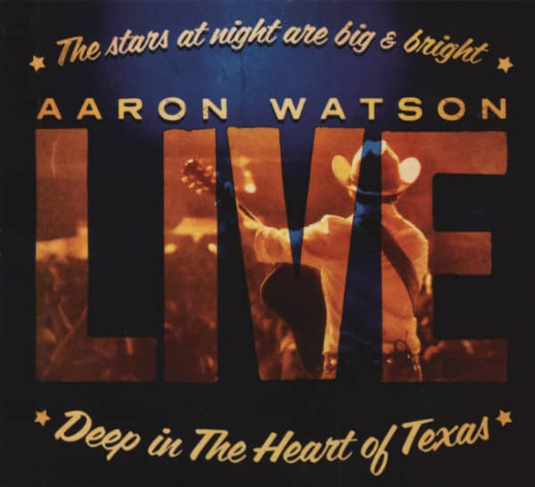 Deep In The Heart Of Texas (CD&DVD Set)