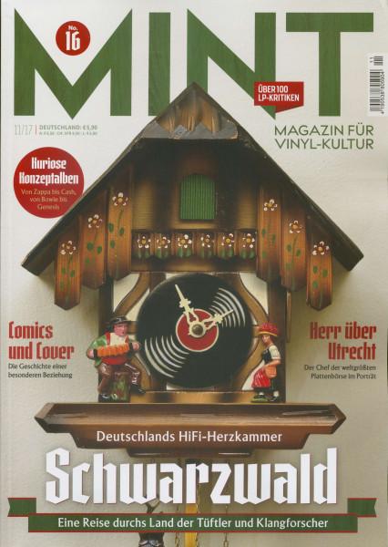 Mint Magazin #16