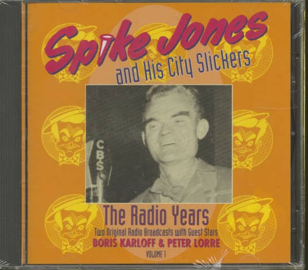 The Radio Years, Vol.1 and 2 (2-CD)