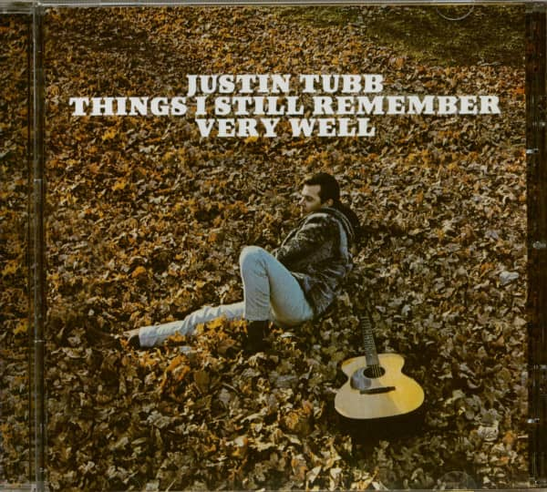 Things I Still Remember Very Well (CD)