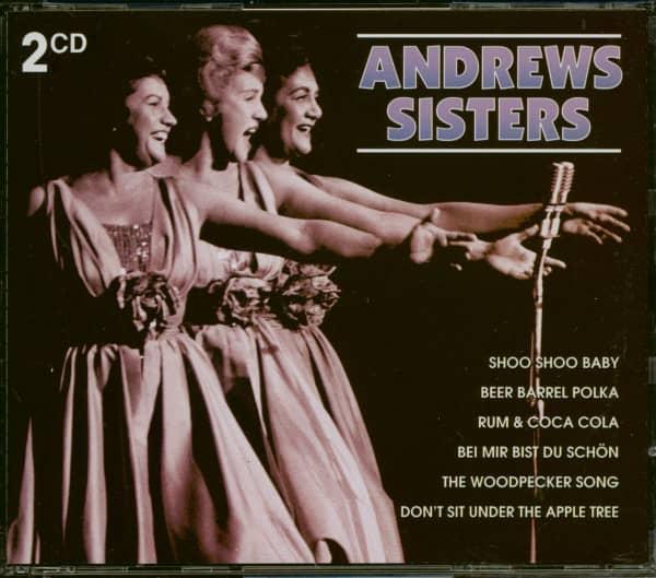 Andrews Sisters (2-CD)