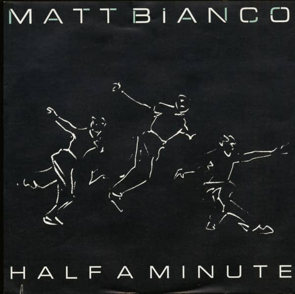 Half A Minute (7inch, 45rpm, PS)