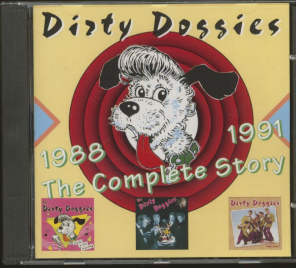 The Complete Story 1988-1991 (CD)
