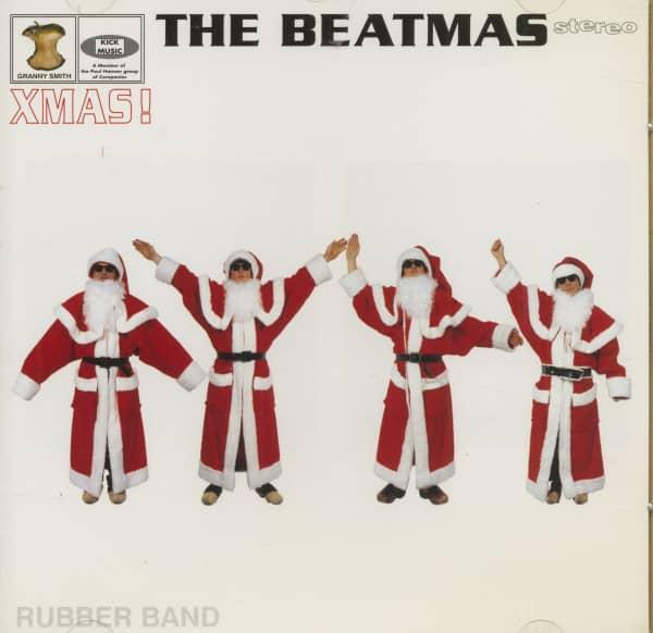 The Beatmas (CD)