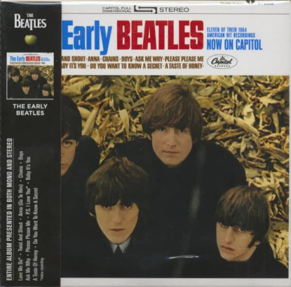 The US Albums - The Early Beatles (CD)