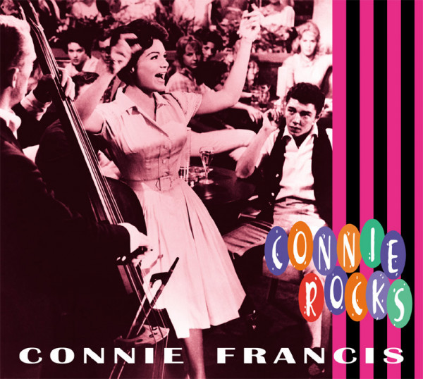 Connie Francis - Connie Rocks