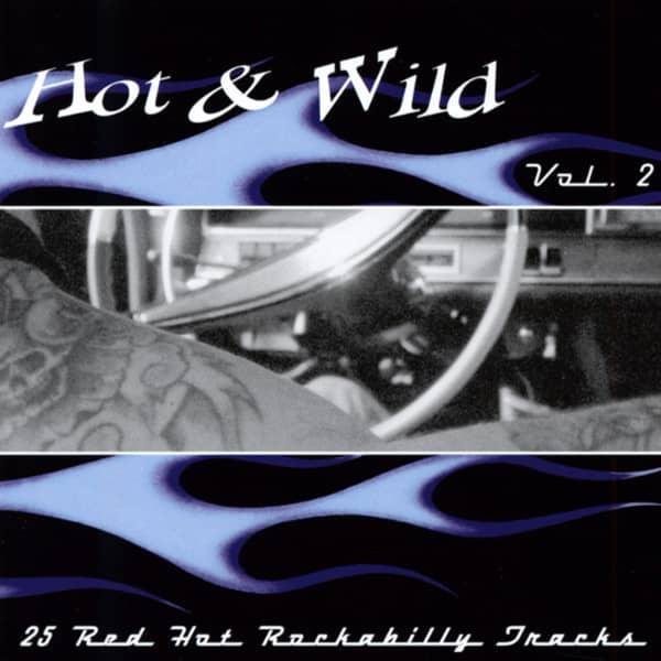 Vol.2, Hot & Wild