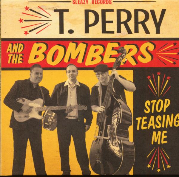 Stop Teasing Me (CD)