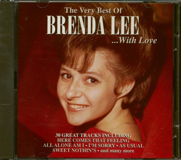 The Very Best Of Brenda Lee With Love (CD)