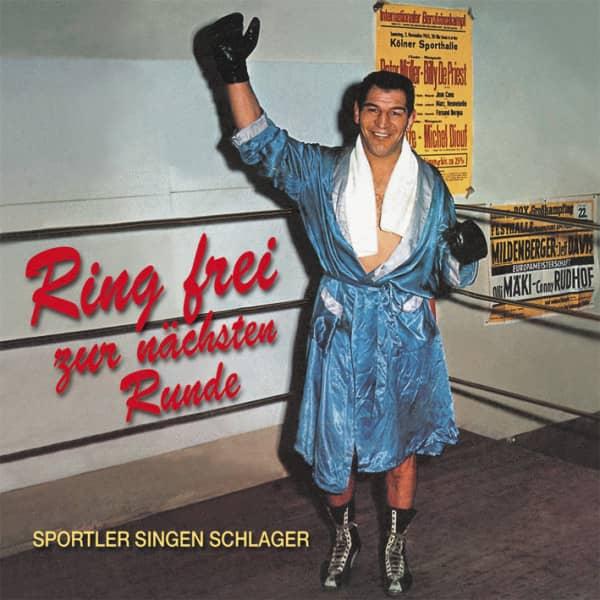 Ring frei zur nächsten Runde (CD)