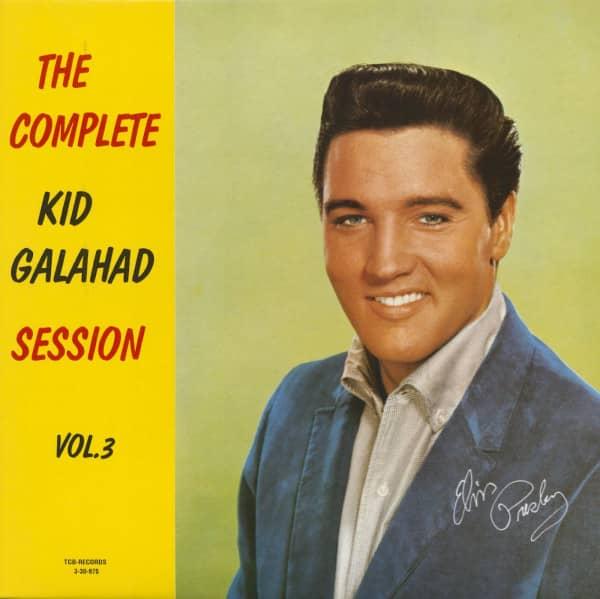 The Complete Kid Galahad Session Vol.3 (LP)
