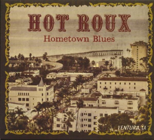 Hometown Blues (CD)