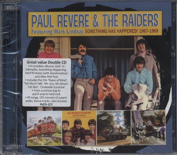 Something Has Happened - 1967-69 (2-CD)