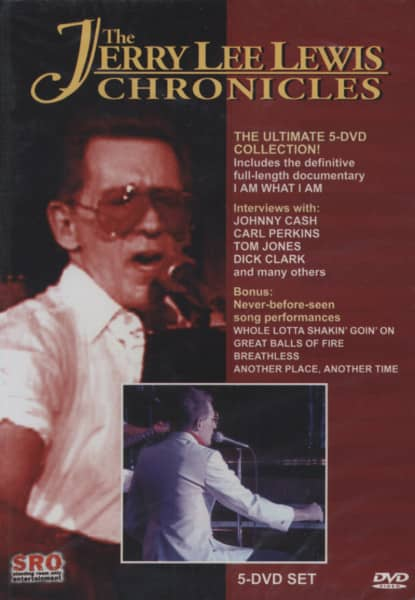 Chronicles (5-DVD) NTSC