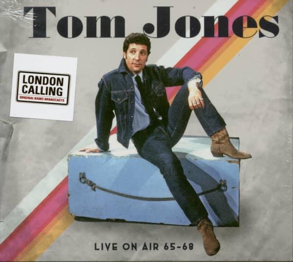 Live On Air 65-68 (2-CD)