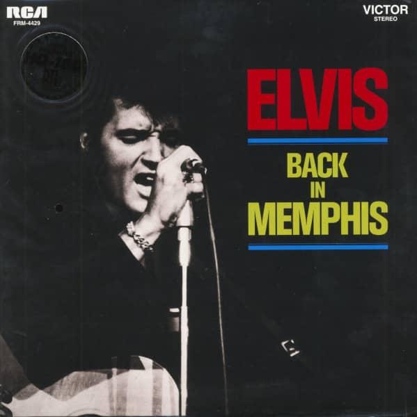 Back In Memphis (LP, 180g Vinyl, Ltd. Deluxe Edition)