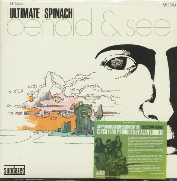 Behold & See (LP, Colored Vinyl)
