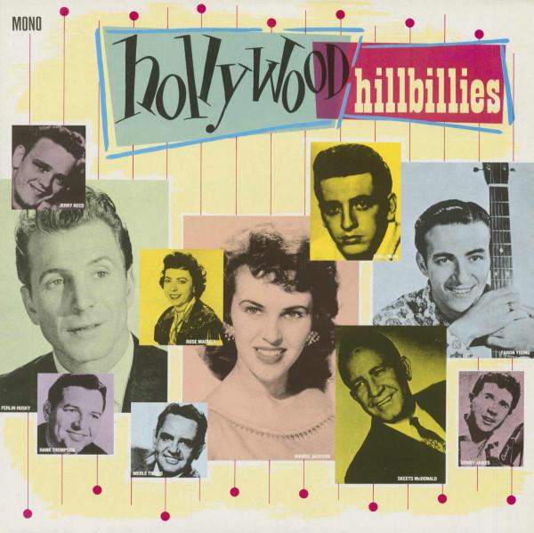 Hollywood Hillbillies (LP)