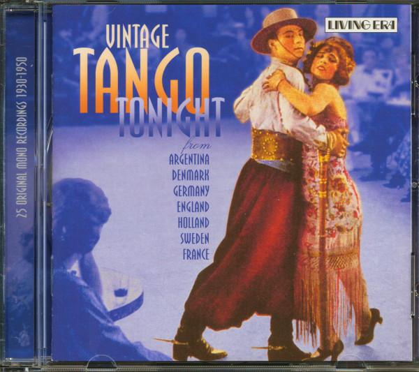 Vintage Tango Tonight (CD)