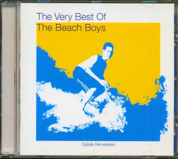 The Very Best Of The Beach Boys (CD)