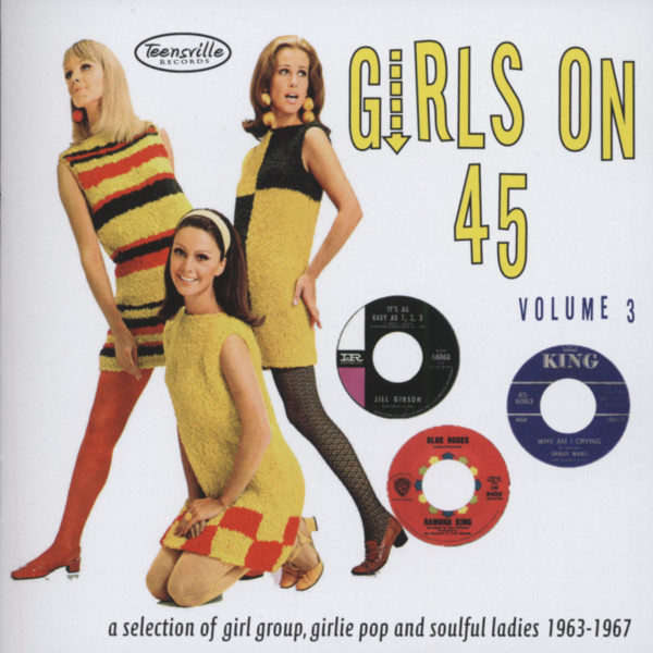 Girls On 45 - Vol.3