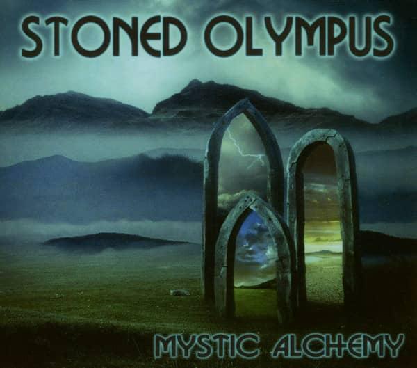 Stoned Olympus - Mystic Alchemy (CD)