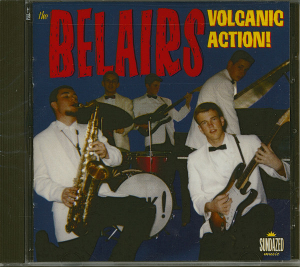 Volcanic Action! (CD)