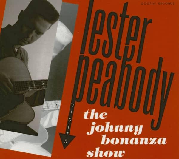 Lester Peabody Visits The Johnny Bonanza Show (CD)