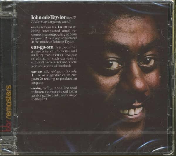 Eargasm ... plus (CD)