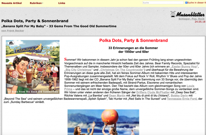 Press-Archive-Another-Banana-Split-please-No-2-More-Gems-From-The-Good-Old-Summertime-musenbl-tter