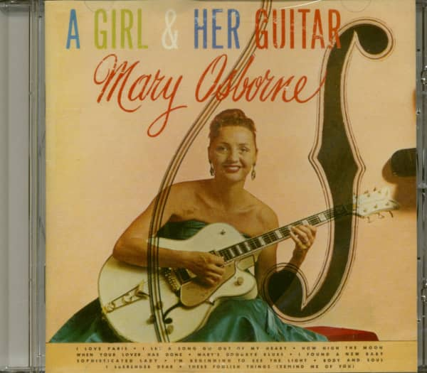 A Girl & Her Guitar (CD)